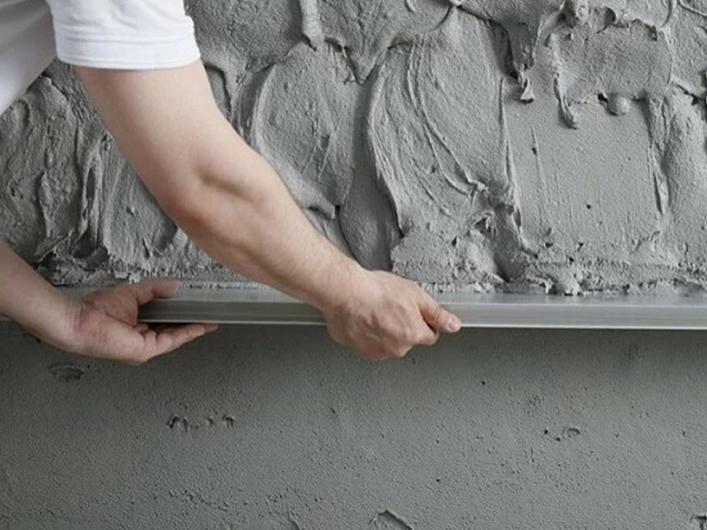 стоимость штукатурка стен цементным раствором