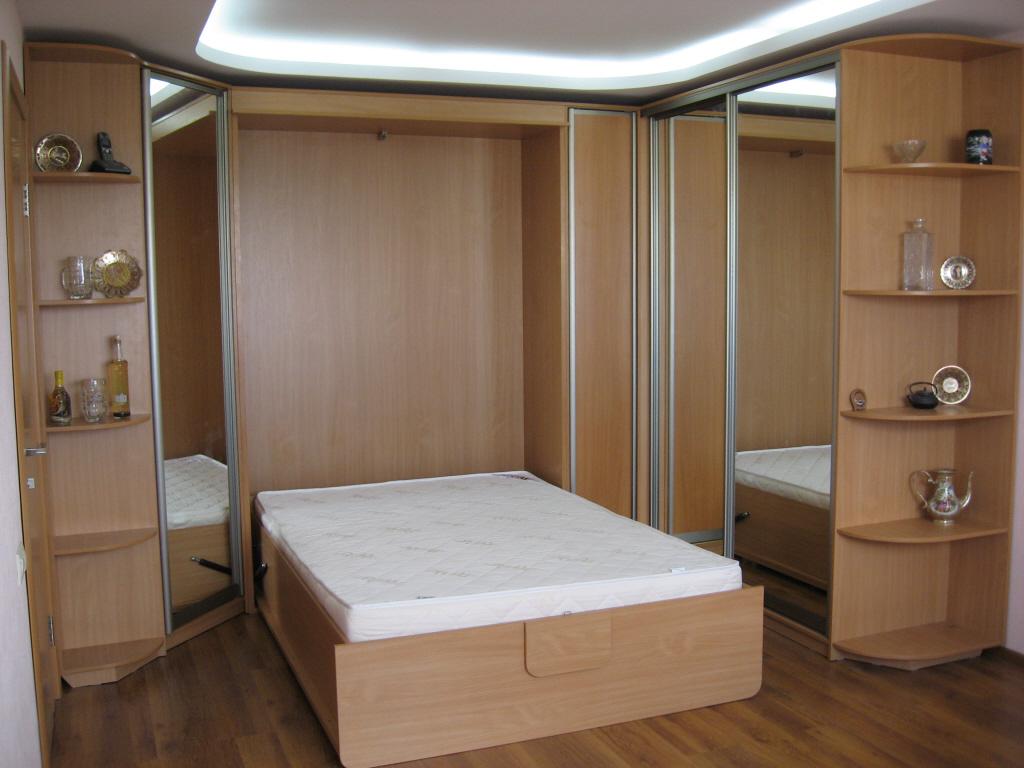 Встраиваемые откидные кровати встроенная в шкаф своими руками фото 268