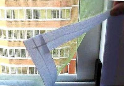 Сетка для окна пластикового своими руками 974