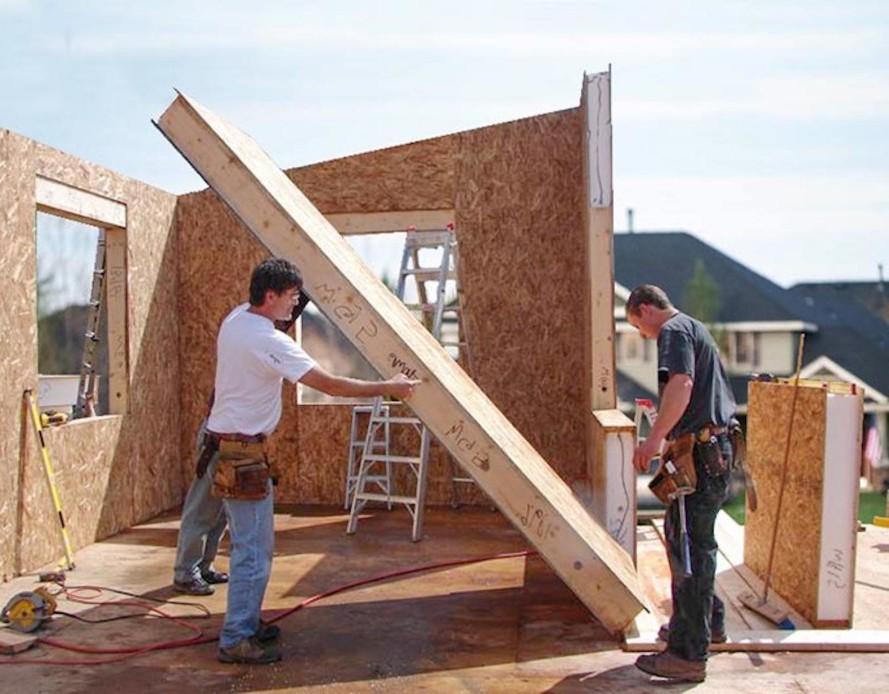 Строительство по канадской технологии