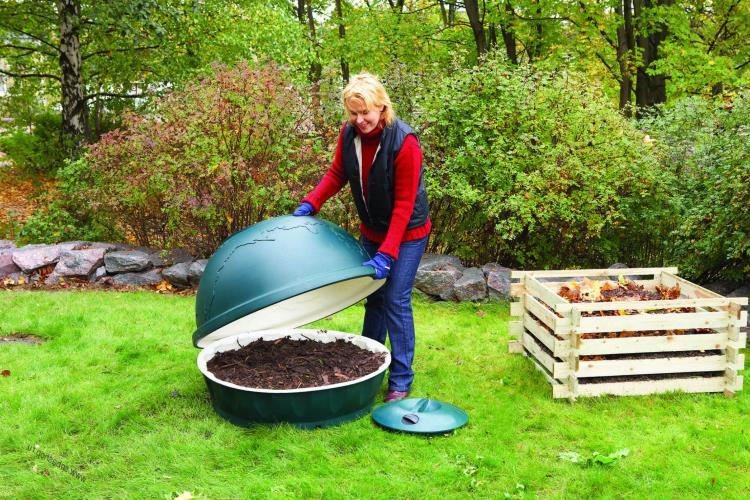 Изготовление компостной ямы своими руками