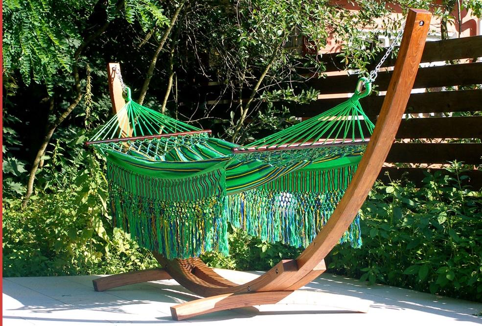 Инструкция по плетению гамака