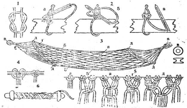 Как сделать гамак своими руками для дачи. Фото и видео пошаговая инструкция