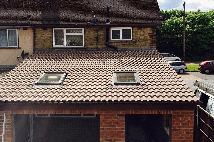 Как покрыть крышу пристройки к дому 111