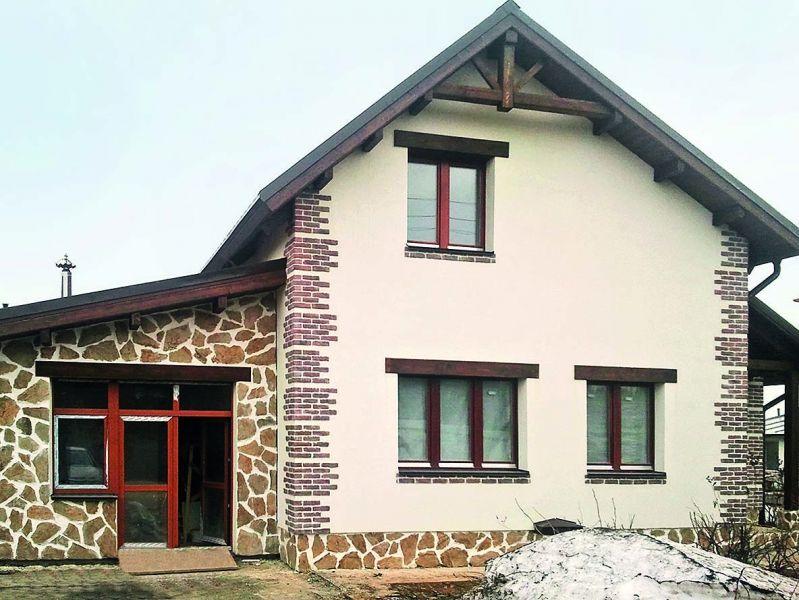 Утепление фасада домов из газосиликатных блоков