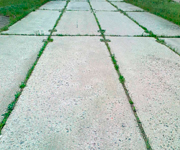 железобетонные дорожные плиты